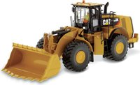 Cat® 980K Wheel Loader Rock Configuration in 1:50 scale by Diecast Masters
