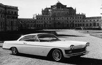 1959 Cadillac Starlight Coupe Pininfarina White in 1:43 Scale by Matrix