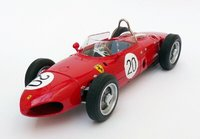 Ferrari 156 Sharknose France GP #20 1961 in 1:18 scale by CMR