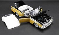 1956 Chrysler New Yorker ST. Regis Convertible by Acme in 1:18 Scale