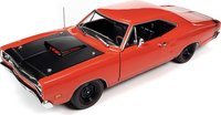 1969 Dodge Super Bee Hardtop in 1:18 scale by Auto World