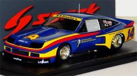 1976 Chevrolet Monza No.14 Champion IMSA Al Holbertr in 1:43 Scale by Spark
