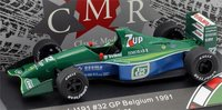 Jordan Ford J191 GP Belgium #32 1991 in 1:43 Scale by CMR