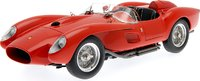 1958 Ferrari 250 Testa Rossa diecast car model by CMC in 1:18 Scale PRESS SAMPLE
