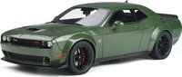 DODGE CHALLENGER RT SCAT PACK WIDEBODY in 1:18 Scale by GT Spirit