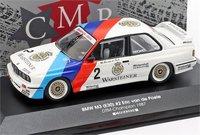 BMW M3 E30 Winner DTM 1987 in 1:43 Scale by CMR