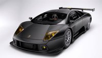 Lamborghini Murcielago R-GT Black in 1:18 Scale by Kyosho