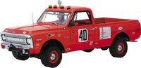 Steve McQueen's 1969 Chevrolet C-10 Baja 1000 Truck in 1:18 Scale by Highway 61