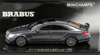 2012 BRABUS ROCKET 800 - BLACK Resin Model Car in 1:43 Scale by Minichamps