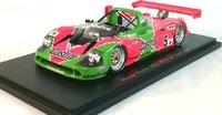 1995 Mazda Kudzu Dg3 Wsc 24H Le Mans in 1:43 Scale by Spark