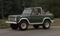 1970 Ford Bronco Smokey and the Bandit by Greenlight in 1:18 Scale