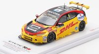 Honda Civic Type R TCR #9 2018 FIA WTCR Race of Japan in 1:43 Scale by Truescale Miniatures