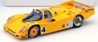 1988 Porsche 962 C LeMans Closed Diecast Model in 1:18 Scale by Norev