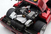 Ferrari F40 Model Car in 1:8 Scale by Amalgam