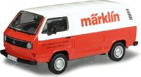 VW T3a Boxvan MÄRKLIN in 1:43 Scale by Schuco