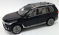 BWM X7 in Carbon Black 1:18 Scale by Kyosho