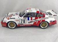 1993 Porsche 911 Carrera RSR 24h LeMans in 1:18 Scale by GT Spirit