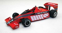 Alfa Brabham BT46 #7 1978 Press Version in 1:43 Scale by Truescale Miniatures