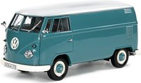 VW T1 Kasten blue in 1:32 Scale by Schuco