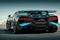 Bugatti Divo by MR Collection Fine Model in 1:18 Scale