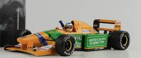 BENETTON FORD B192 MICHAEL SCHUMACHER 1ST GP VICTORY 1:18 Scale