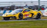Chevrolet Corvette C8.R #3  2020 Daytona 24Hr.  Corvette Racing in 1:43 scale by TSM