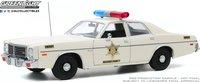 1975 Dodge Coronet - Hazzard County Sheriff  in 1:18 scale by Greenlight
