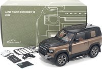 LAND ROVER DEFENDER 90 GONDWANA STONE in 1:18 scale by Almost Real