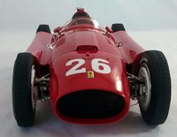 1956 Ferrari D50 GP Italy Monza #26 Collins, Juan Fangio in 1:18 Scale by CMC