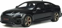2020 Audi RS5 B9 Sportback in 1:18 Scale by GT Spirit