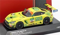 Mercedes-Benz AMG GT GT Master Nurburgring #47 2018 in 1:43 Scale by CMR