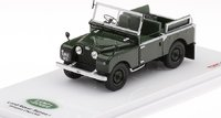 Land Rover Series I 1954 Winston Churchill UKE80 in 1:43 Scale by Truescale Miniatures