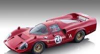 Ferrari 365 P2/3 Drogo, SCCA Elkhart Lake 1969 in 1:18 scale by Tecnomodel