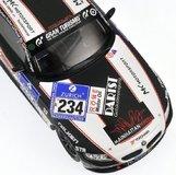 BMW Z4 3.0 SI- TEAM DMVUNGER/ZILS/FISCHER/SCHUPP- 24H ADAC NURBURGRING 2011 Model Car in 1:43 Scale by Minichamps