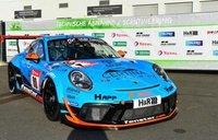 Porsche 911 GT3 CUP No.80 Huber Motorsport in 1:43 scale by Spark