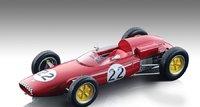 Lotus 21 1962 Belgian GP, 10th Place Driver Jo Siffert in 1:18 scale by Tecnomodel