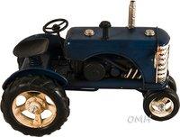 Handmade 1956 Massey Harris 333 Tractor Model by Old Modern Handicrafts
