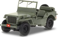 M*A*S*H* 1972-83 TV Series 1942 Willys MB Jeep in 1:43 Scale by Greenlight