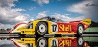 PORSCHE 962 C SHELL LE MANS 1988, Hans Stuck #17 in 1:18 scale by Norev