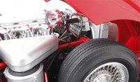 Jaguar E-type Series 1 3.8 Coupe Model Car in 1:8 Scale by Amalgam