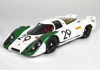 Porsche 917 69 1000 Km Zeltweg 1969 Winner in 1:18 scale by BBR