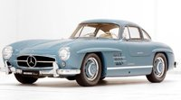1954 Mercedes-Benz 300 SL in 1:12 Scale by GT Spirit