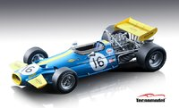 Brabham BT33 #6 1970 Race of Champions Jack Brabham in 1:18 Scale by Tecnomodel