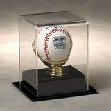 Gold Glove Baseball Display Case by NCaseIt
