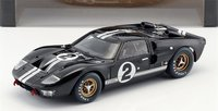 1966 Ford GT40 Mk II #2 Le Mans Winner in 1:18 Scale by Shelby Collectibles
