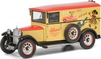 MB L1000 Schreyer & Co. in 1:43 Scale by Schuco