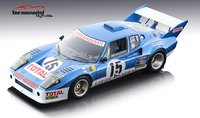 LIGIER JS2  Le Mans 24h 1974 car #15 in 1:18 Scale by Tecnomodel