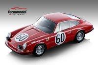 Porsche 911 S 1967 Le Mans Wicky/Farjon in 1:18 Scale by Tecnomodel