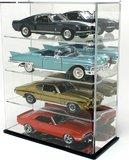 4 Diecast Car Display Case - 1:24 Display Case by NCaseIt
