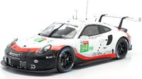 Porsche 911 (991) RSR #94 24h LeMans 2018 in 1:18 scale by IXO